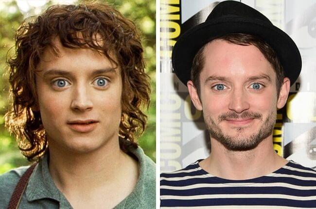 O antes e o depois dos personagens de O Senhor dos Anéis anos depois do sucesso