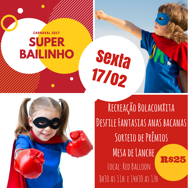 I Super Bailinho