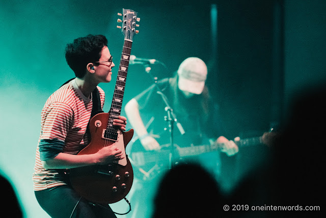 Partner at The Danforth Music Hall on April 13, 2019 Photo by John Ordean at One In Ten Words oneintenwords.com toronto indie alternative live music blog concert photography pictures photos nikon d750 camera yyz photographer