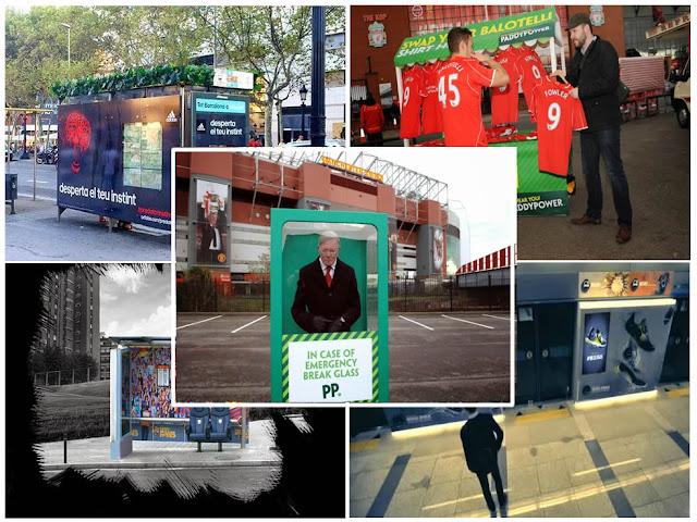 5 grandes acciones de street marketing en el mundo del deporte