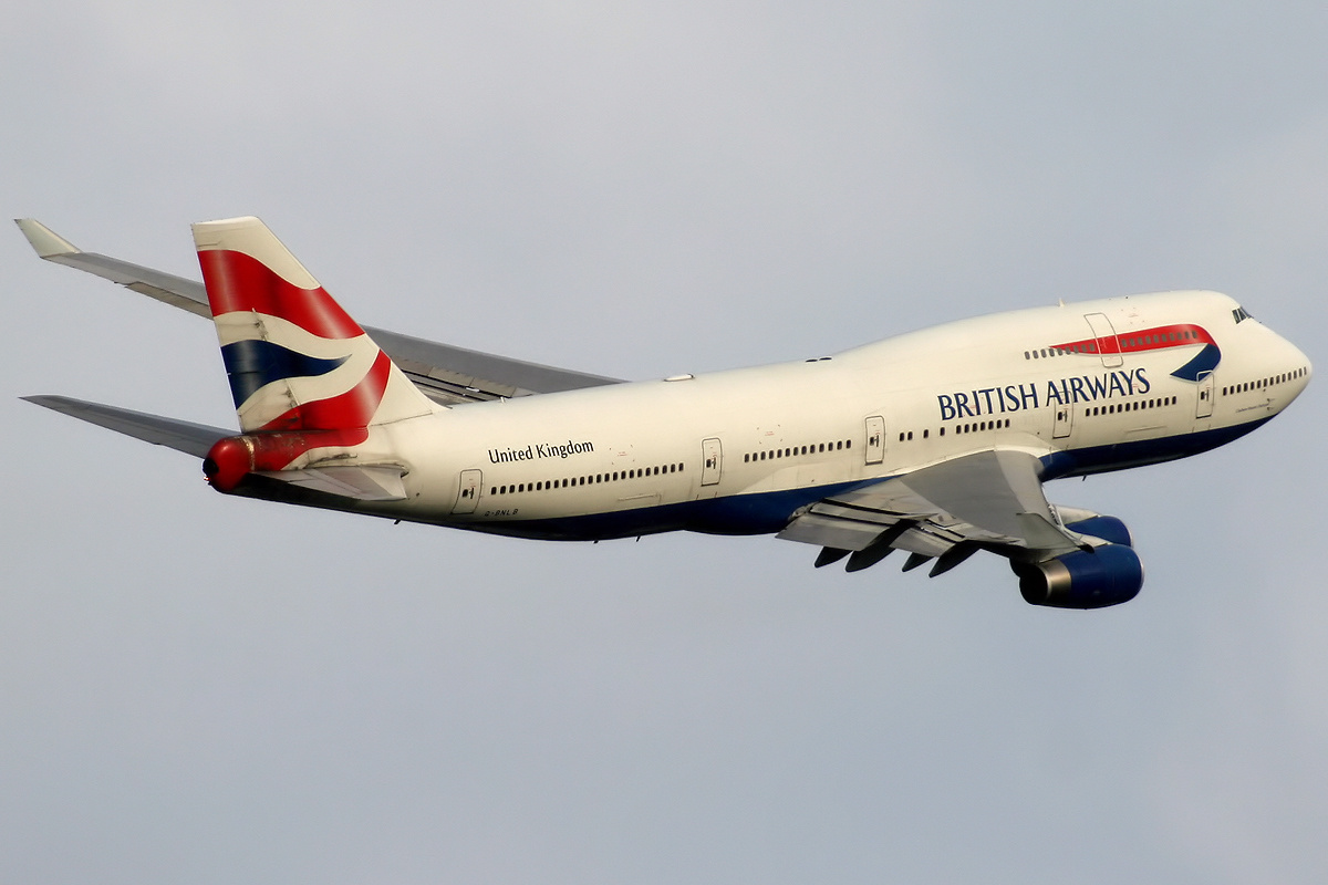 Boeing 747 400 Of British Airways Inflight Aircraft Wallpaper 3408 Aeronef Net