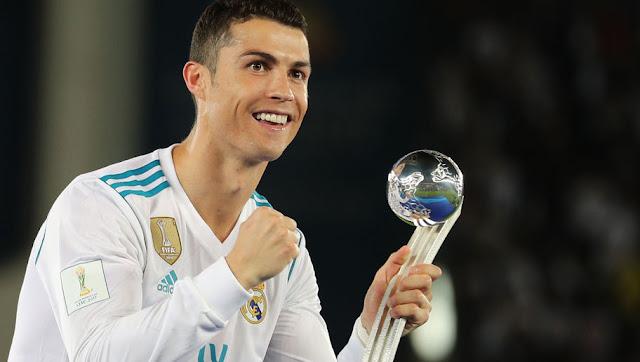 Ronaldo Clasico Real Madrid