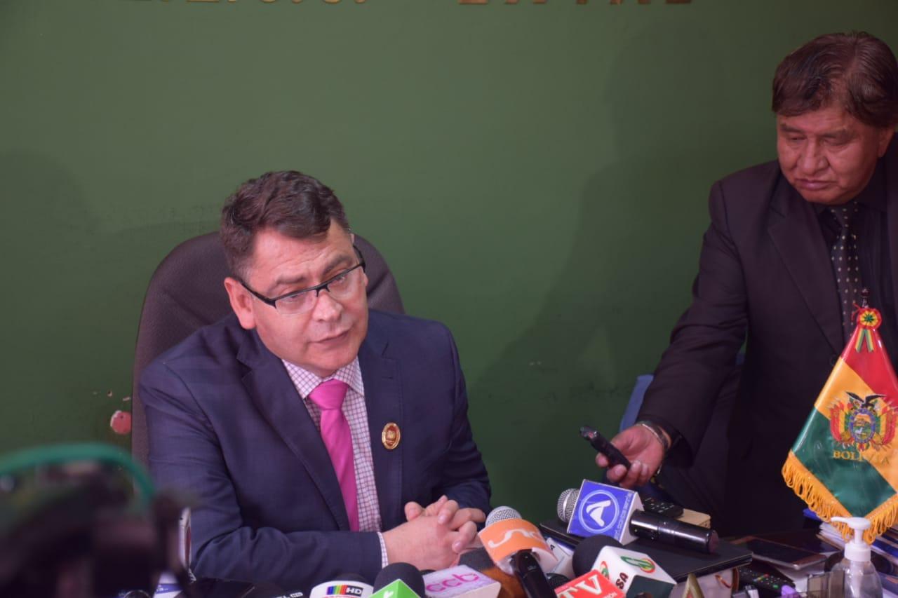 CoronelAguilera brida detalles sobre polémico caso acontecido en la frontera / ÁNGEL SALAZAR