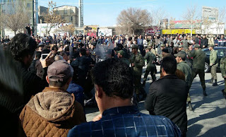 Iran Authorities Claim Protest Organizers Detained