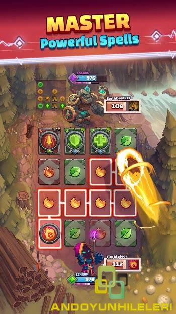 Super Spell Heroes v1.4.0 Hileli