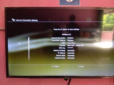 Cara Mengkoneksikan PS3 Dengan Wifi 19