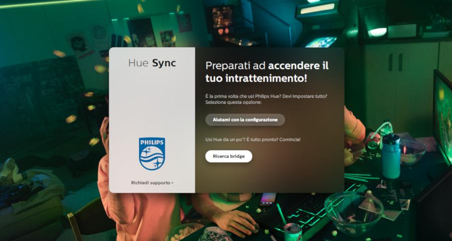scarica e installa l'app Hue Philips su PC o Mac