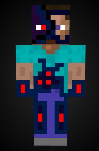 Minecraft Skins Hoodie Girl - Muat Turun 4