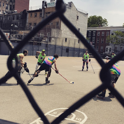 Roller Hockey in NYC
