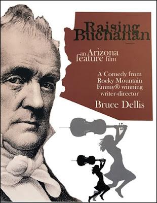 Sinopsis Film Raising Buchanan - Kisah Seru Pencurian Mayat Presiden Amerika
