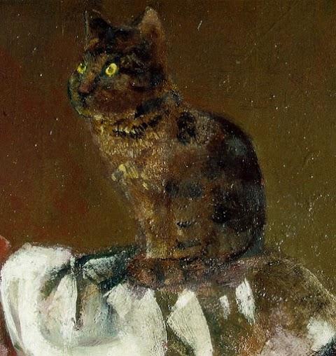 POESÍA Poemas con gatos | Nadia Contreras