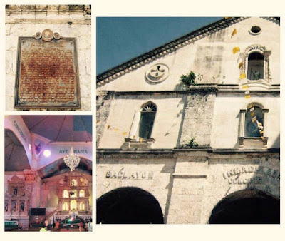 Baclayon-Church