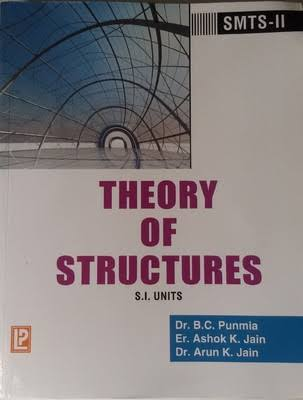 Theory of structure by B C Punamia