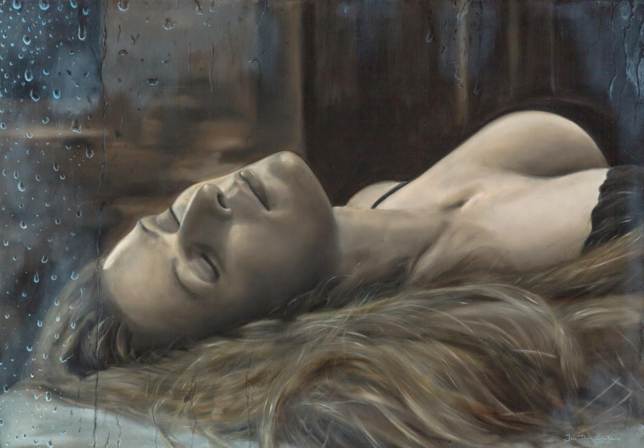 Pintura de Jean-Pierre Leclercq