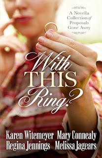 Heidi Reads... With This Ring? by Karen Witemeyer, Mary Connealy, Regina Jennings, Melissa Jagears