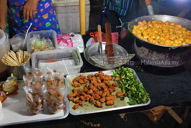 Krabi Thai Fish Cakes