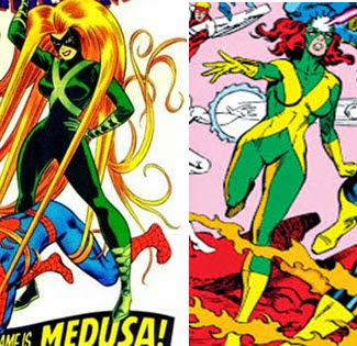Spider-Man 62-Medusa
