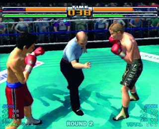Boxing Champions - PS2