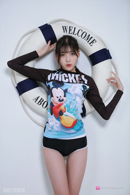 2 Kang Cho Won - Studio Collection - very cute asian girl-girlcute4u.blogspot.com