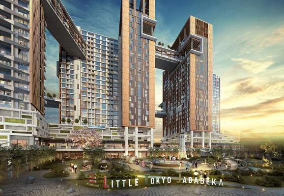 Little Tokyo Jababeka