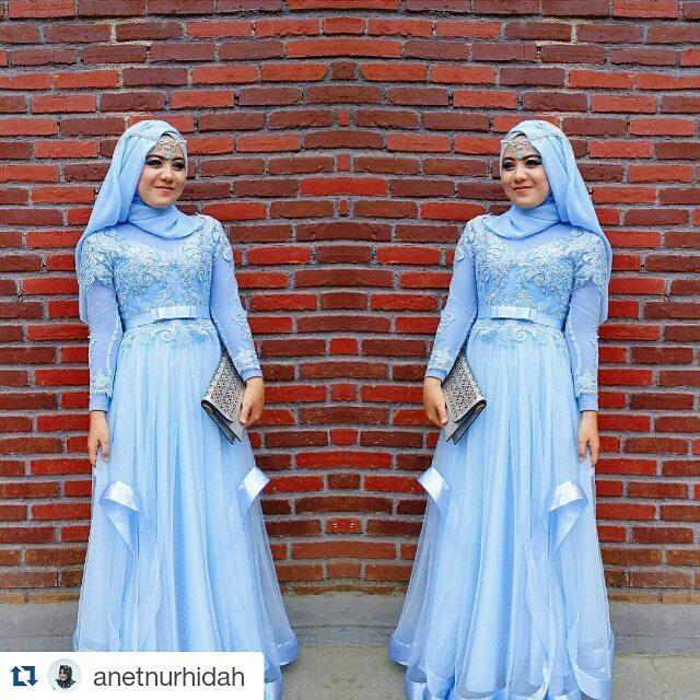 26 Model Baju Kebaya Muslim Modern Terbaik