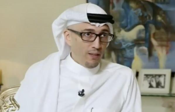 نجل غازي القصيبي يكشف عن ديانة وجنسية والدته لاول مره