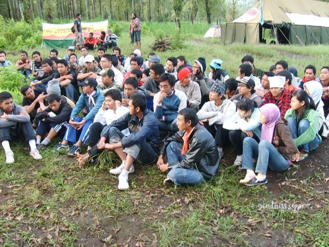 Camping Tetap Jadi Primadona