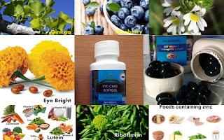 Obat alami rabun jauh