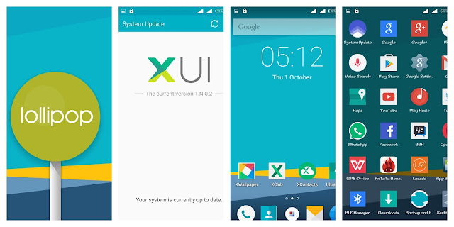 XUI for Alcatel Flash 2 ported by LongNt [LP_based] | Tech Space Media