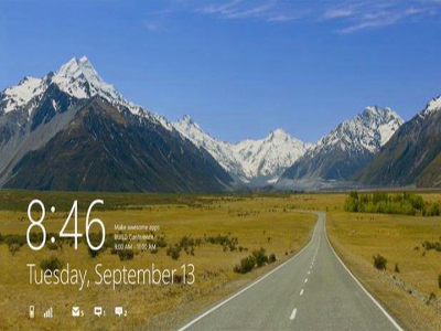 Windows 8 Screenshoot