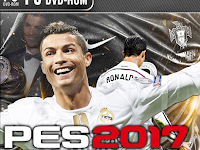 PES 2017 Full Crack + Patch 1.0 , 2.0 , 2.1