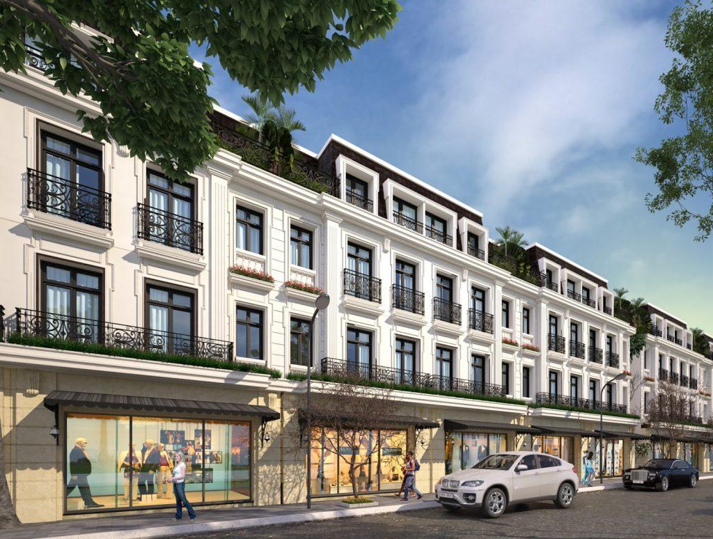 Vì sao Shophouse Embassy Garden Tây Hồ Tây thu hút khách hàng?