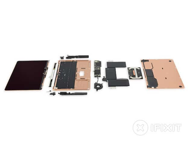iFixit Teardown of New MacBook Air Reveals 'Straightforward to Access'Parts, but Repairability Score Remains Low