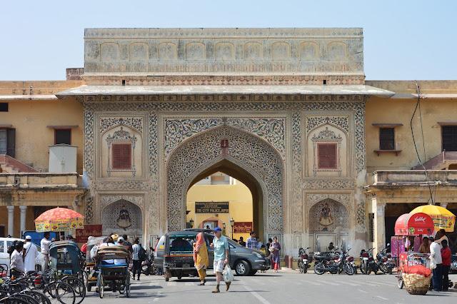 Ville rose de Jaipur