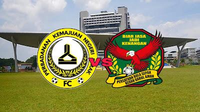 Live Streaming PKNP FC vs Kedah Liga Super 2 Februari 2019