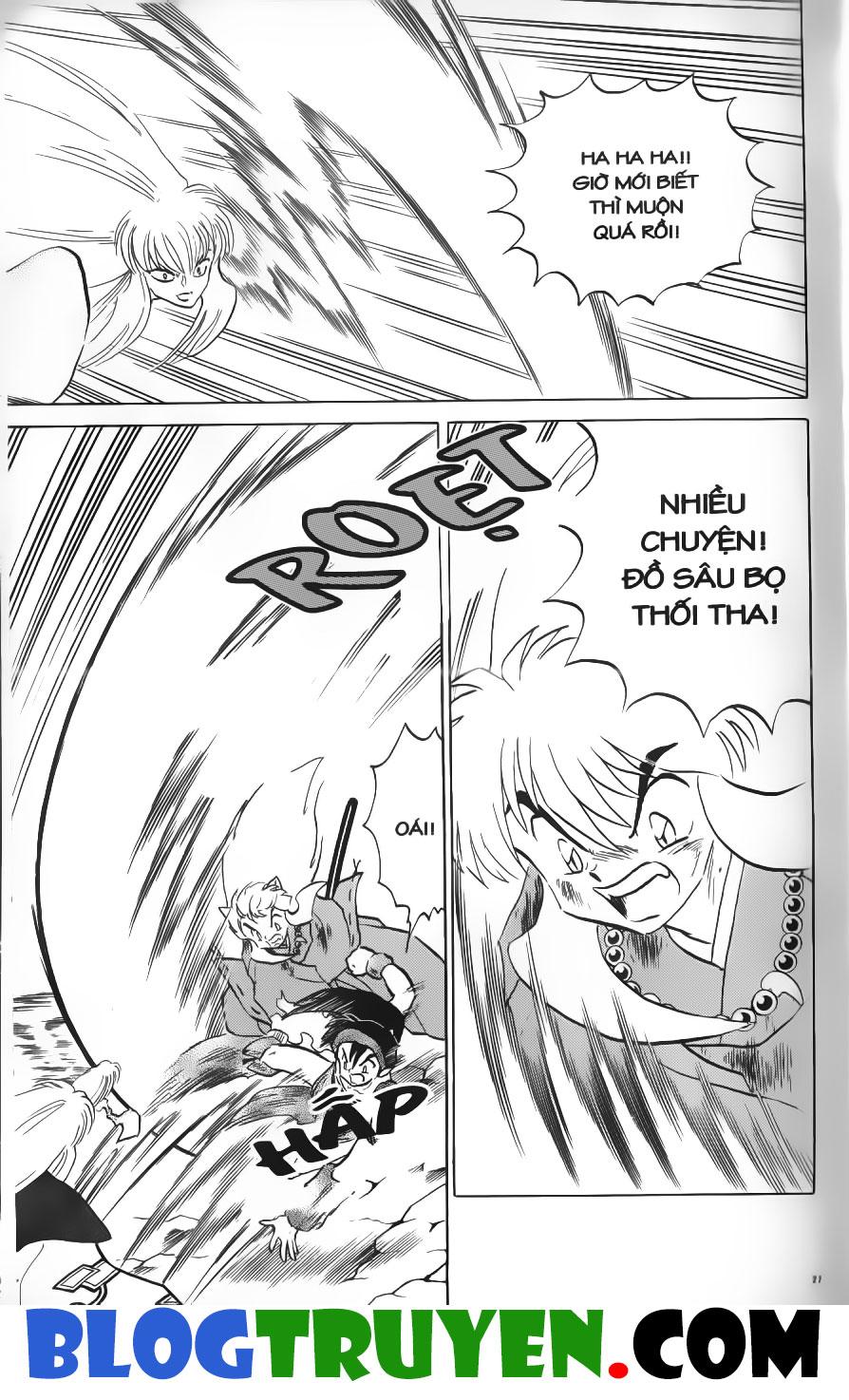 Inuyasha vol 18.2 trang 6