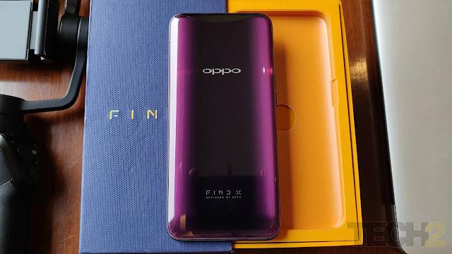 Wow! Dalam Waktu Empat Detik Handphone Oppo Find X Ludes Terjual