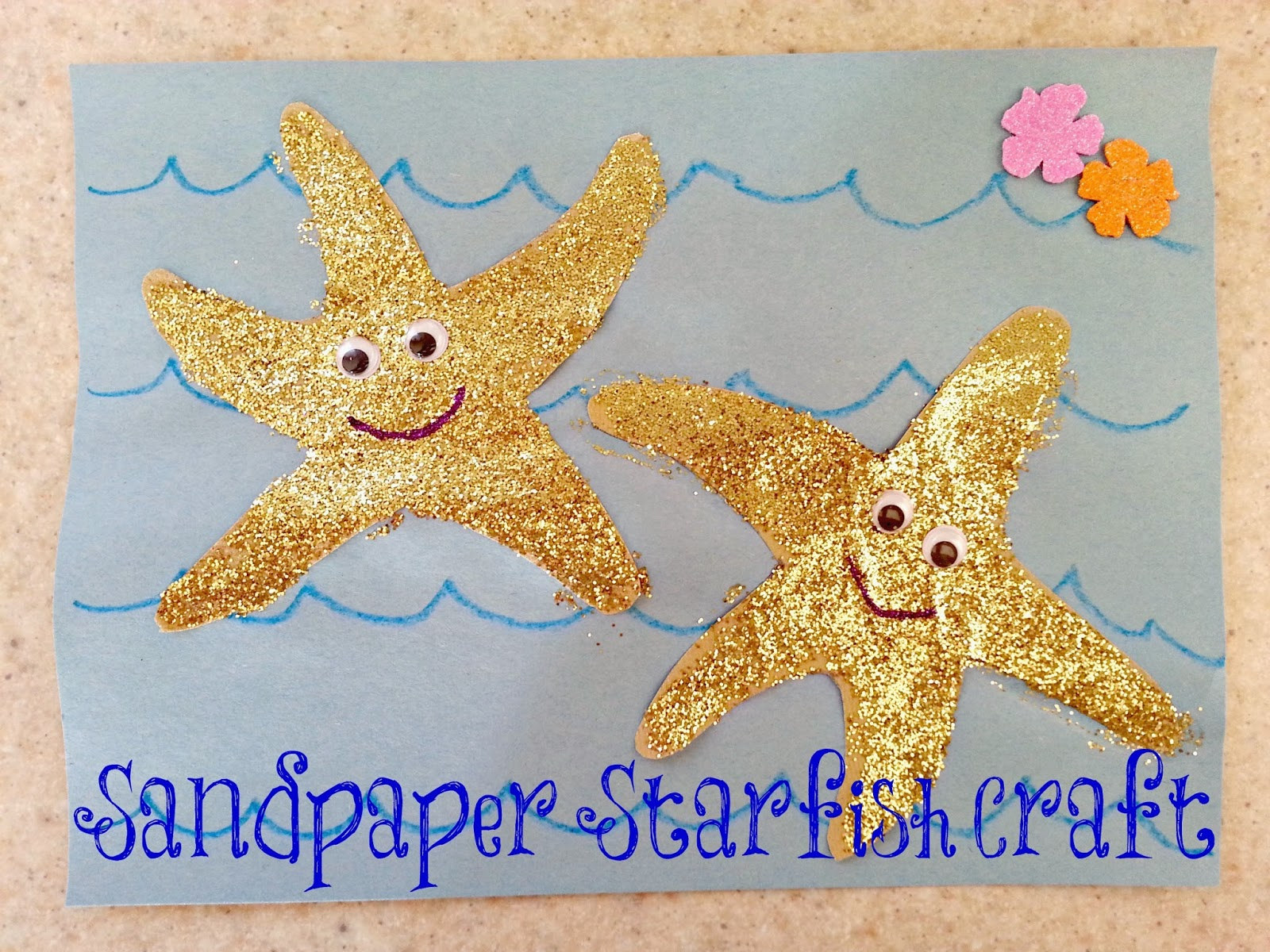 starfish craft ideas if these cheerios could talk diy leis and a sandpaper 3002
