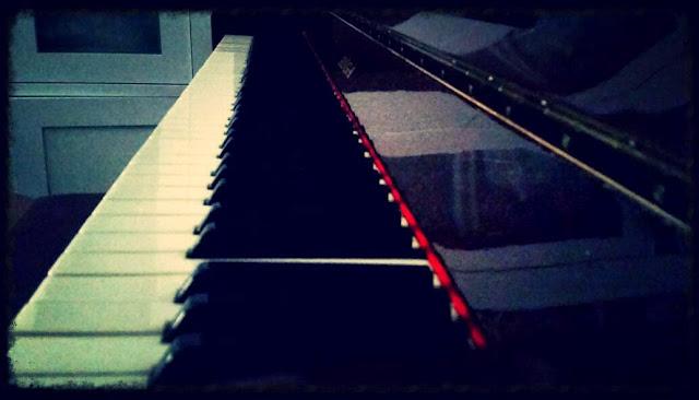 Un piano con mucha historia