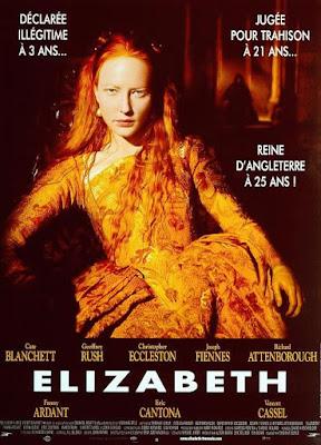 Elizabeth ราชินีบัลลังก์เลือด 1