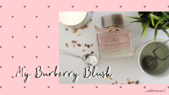 burberry, shiseido, my burberry blush, swissblogger, switzerland, papertown,