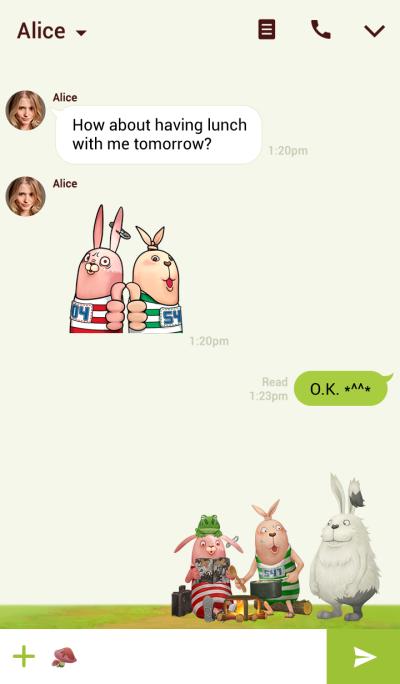 USAVICH ซี้ป่วนก๊วนกระต่าย