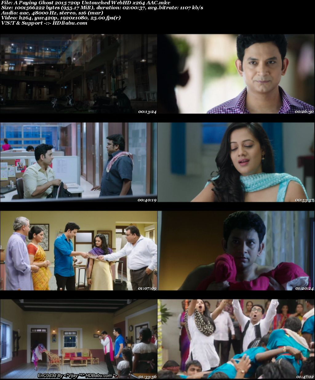 A Paying Ghost Full Movie Download