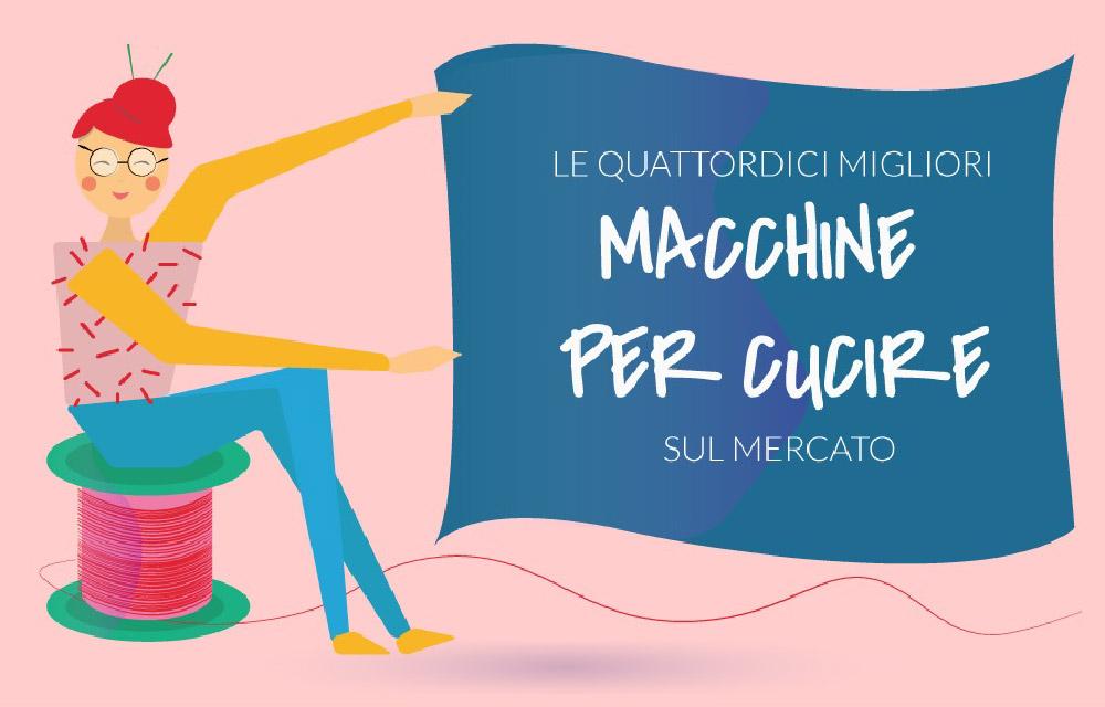 Cerchi una nuova macchina per cucire? E' facile confondersi.