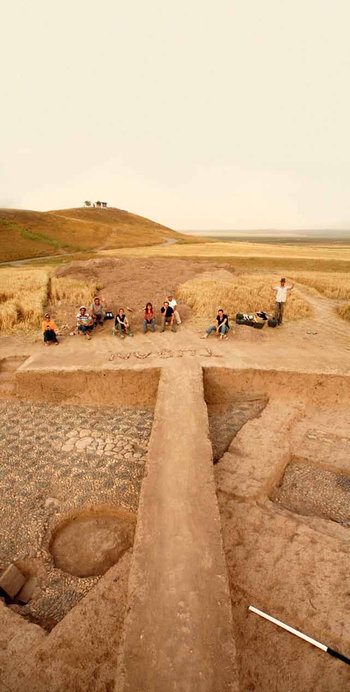 Anatolian borders of Assyrian Empire revealed at Tushan Mound