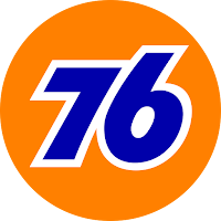 Union 76 logo, omen for Robert Earl Burton, Fellowship of Friends cult leader crystallizing in 1976