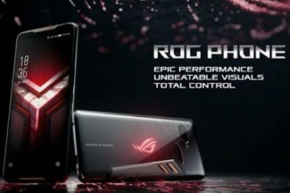 Harga dan Spesifikasi Lengkap Asus ROG Phone
