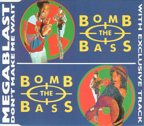 Sucessos De Sempre Bomb The Bass Megablast Don T Make