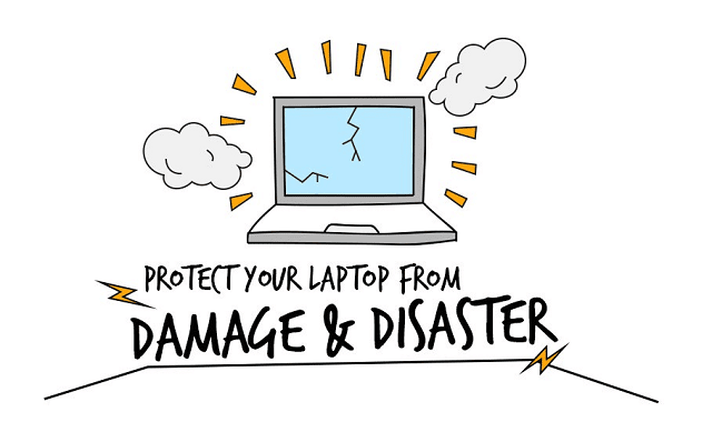 How to Protect Your Laptop from Damage and Disaster