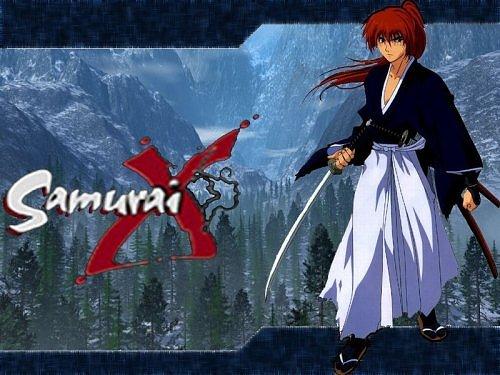 Download samurai x anime.